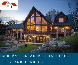 Bed and Breakfast in Leeds (City and Borough)