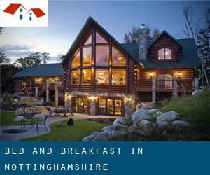 Bed and Breakfast in Nottinghamshire