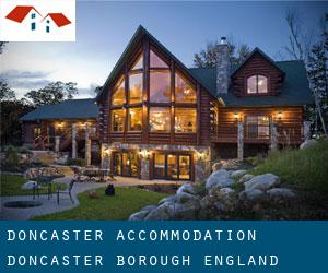 Doncaster accommodation (Doncaster (Borough), England)