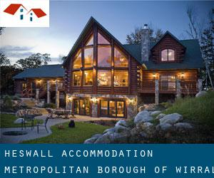Heswall accommodation (Metropolitan Borough of Wirral, England)