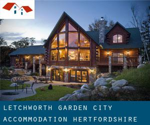 Letchworth Garden City accommodation (Hertfordshire, England)