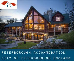 Peterborough accommodation (City of Peterborough, England)