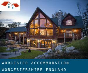 Worcester accommodation (Worcestershire, England)